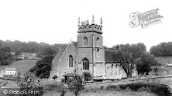 St John's Church c.1955, Horningsham