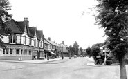 Hornsea, Cliff Road c1950