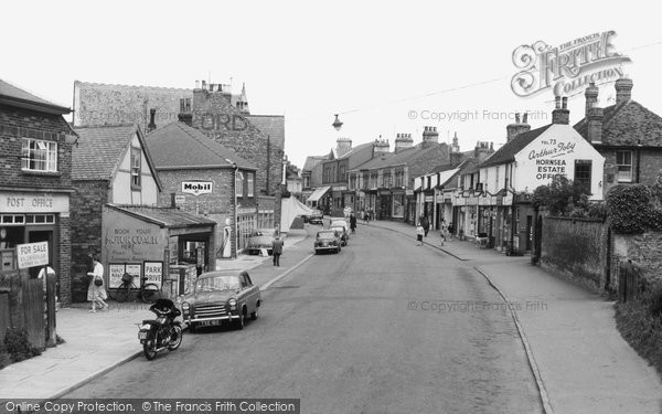 Photo of Hornsea, Newbegin c1960