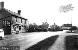 Horseheath, Post Office c.1960