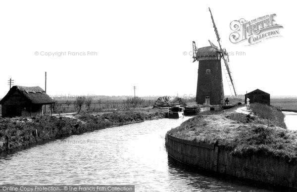 Photo of Horsey, the Windmill c1955, ref. H341018