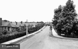 Brownberrie Crescent c.1965, Horsforth