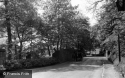 Hall Lane c.1960, Horsforth