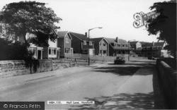 Hall Lane c.1965, Horsforth