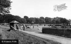 Hall Park c.1955, Horsforth