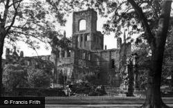 Kirkstall Abbey c.1960, Horsforth