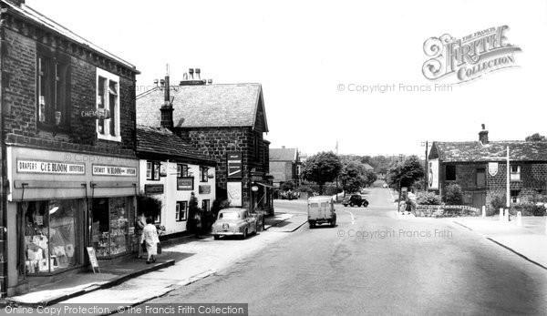 Photo of Horsforth, Long Row c.1960