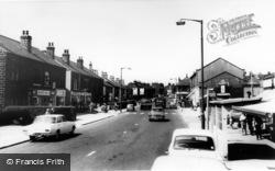 New Road c.1965, Horsforth