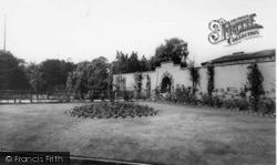Rose Garden c.1965, Horsforth