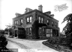 Springfield Hospital 1901, Horsforth