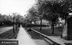 Stanhope Drive c.1960, Horsforth