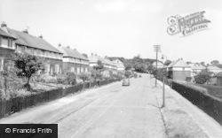 Sussex Avenue c.1965, Horsforth