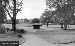 The Park c.1960, Horsforth