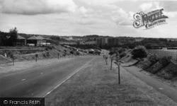 The Ring Road c.1960, Horsforth