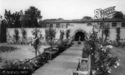 The Rose Garden c.1965, Horsforth