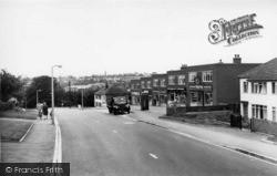 Tinshill Road c.1965, Horsforth