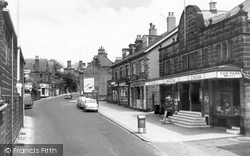 Town Street And Imperial Cinema c.1960, Horsforth