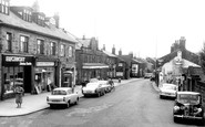 Horsforth, Town Street c1960