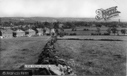 View From Wood Top  c.1960, Horsforth