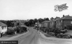 Woodhill Road c.1965, Horsforth