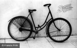 Horsham, Colombia Shaft Drive Bicycle c.1906
