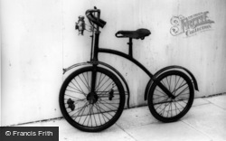 Horsham, Crypto Bantam Bicycle c.1893