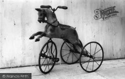 Horsham, Horse Tricycle c.1880