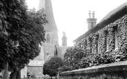 Horsham, Lower Causeway 1907