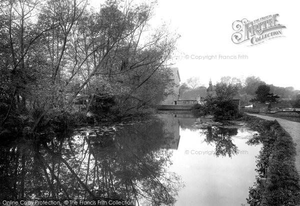 Horsham,Mill Bay 1923,Sussex