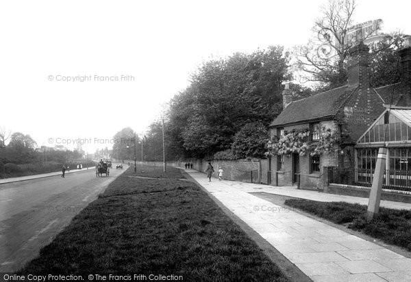 Photo Of Horsham North Street 1923 Francis Frith