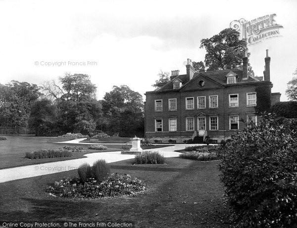 Photo of Horsham, Park 1929