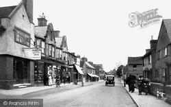 Horsham, Queen Street 1924
