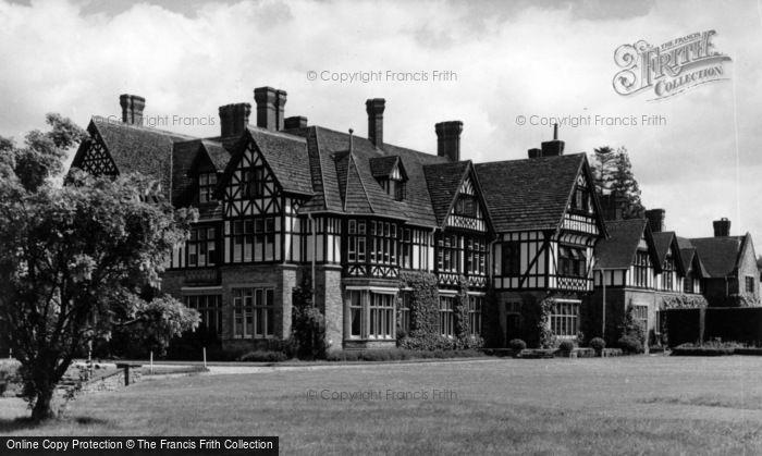 Photo of Horsham, Roffey Park c.1955