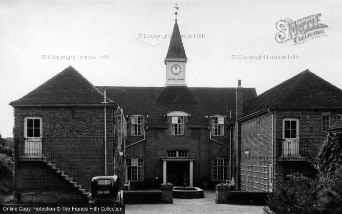 Photo of Horsham, Roffey Park Club c.1955