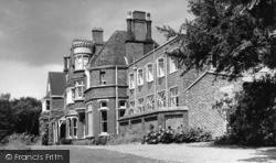Horsham, Roffey Park Hostel c.1955