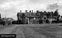 Horsham, Roffey Park Rehabilitation Centre c.1955