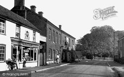 Horsham St Faith, Main Road c.1960