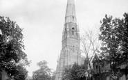 Horsham, St Mark's Church 1891