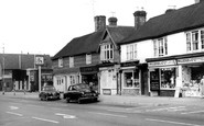 Horsham, the Bishopric c1965