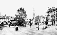 Horsham, the Carfax 1907