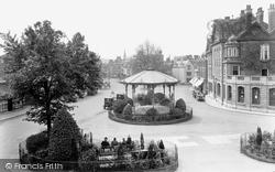 Horsham, The Carfax 1924