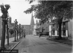 Horsham, The Causeway c.1950