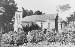 Horsley, Holy Trinity Church c.1960