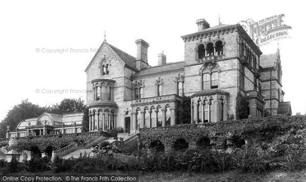Horsmonden, Capel Manor 1904