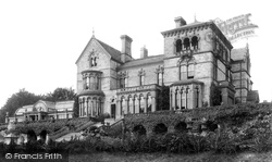 Capel Manor 1904, Horsmonden
