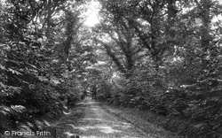 Sprivers Avenue 1903, Horsmonden