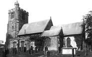Horsmonden, Church 1901