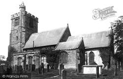 St Margaret's Church 1901, Horsmonden