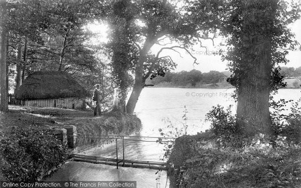 Horsmonden, Furnace Pond 1903
