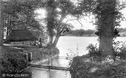 The Furnace Pond 1903, Horsmonden